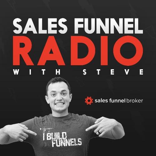 steve larsen sales funnel radio